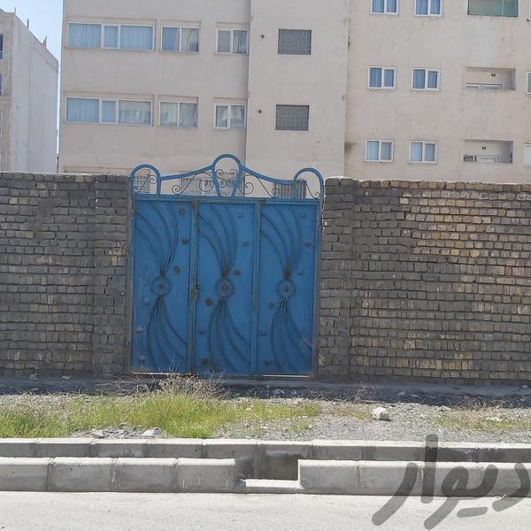 فارغ التحصیلان _۲۴۰متر با ۱۱۰۰متر پروانه زمین و کلنگی مشهد، وکیل آباد دیوار