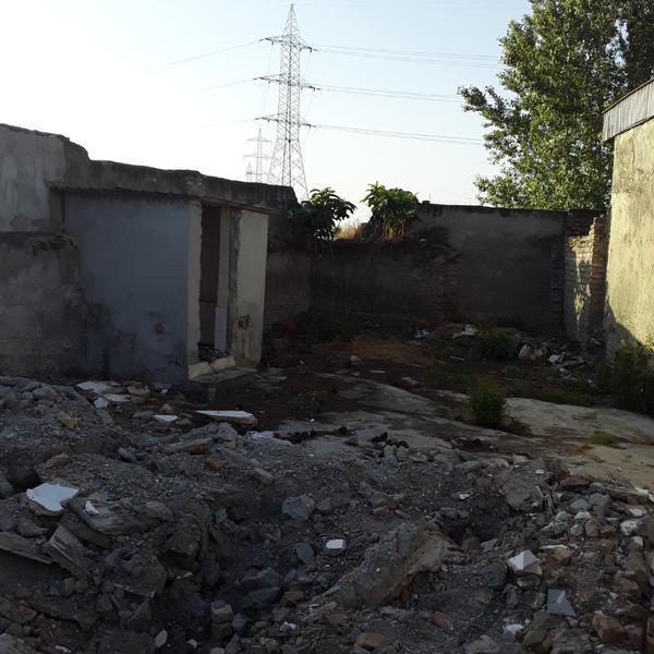 زمین خانه سری محدوده شهر|زمین و کلنگی|کردکوی|دیوار