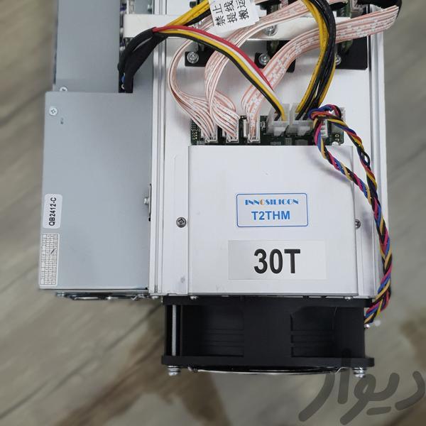 دستگاه ماینر T2Thm Innosilicon 30T|قطعات و لوازم جانبی|بانه|دیوار