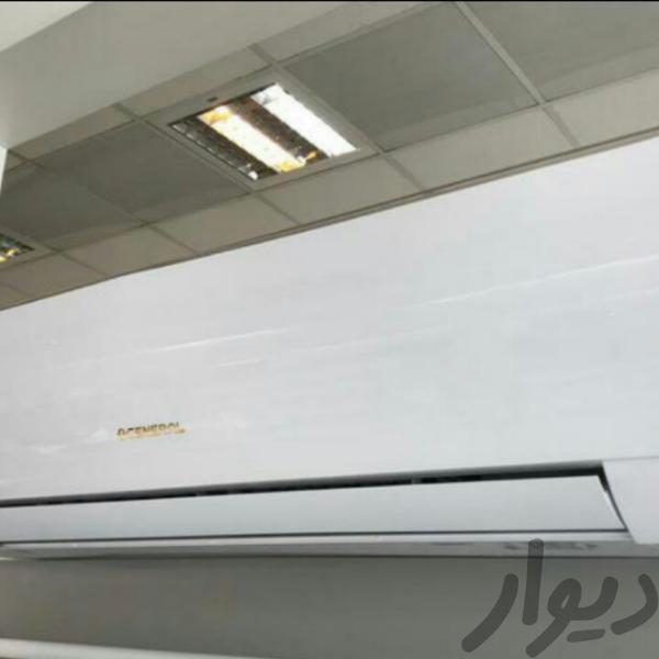 نصب وسرویس انواع کولر گازی(اسپیلت)شارژگاز پیشه و مهارت نجفآباد دیوار