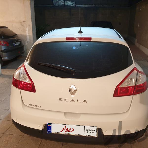 رنو اسکالا   E2  2000 cc  2014|سواری|تهران، شهرک امید|دیوار
